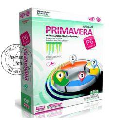 آموزش پریماورا Primavera P6 R8.3 مهرگان