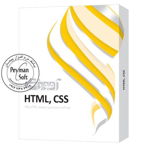 آموزش اچ تی ام ال و سی اس اس HTML, CSS پرند